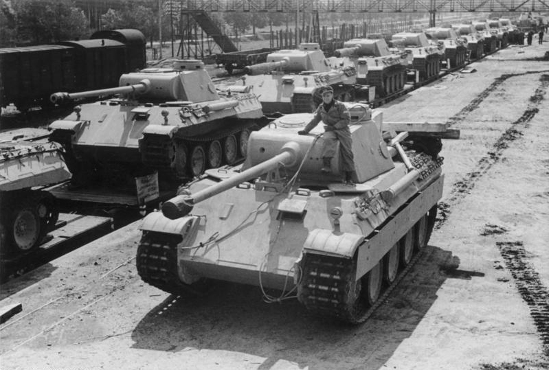 Germany defeated at Stalingrad